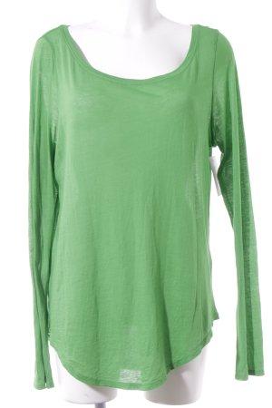 Polo Ralph Lauren Manica lunga verde stile casual