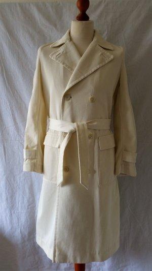 Polo Ralph Lauren, Mantel, Baumwolle, warm white, 38, neu, RRP € 650,-