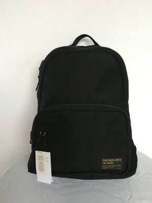 Polo Ralph Lauren Zaino laptop nero Nylon