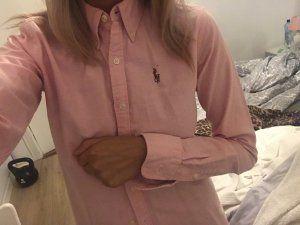 Polo ralph lauren oxfordbluse