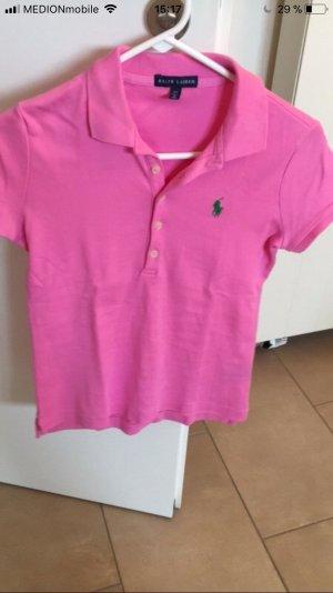 Polo Ralph Lauren Polo Shirt pink-green