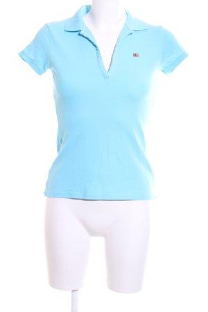 Polo Ralph Lauren Polo-Shirt türkis Casual-Look