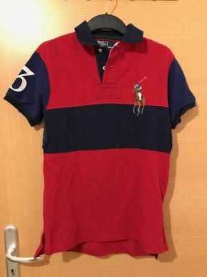 Polo Ralph Lauren Polo-Shirt Gr.S rot