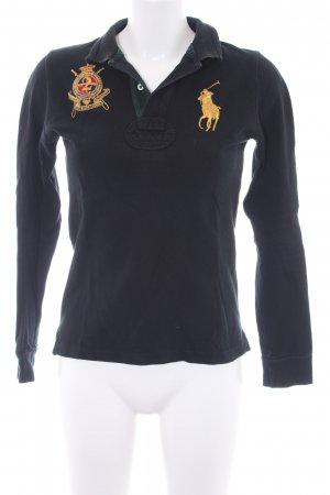 Polo Ralph Lauren Polo-Shirt mehrfarbig Applikation