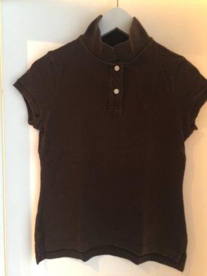 Polo Ralph Lauren Poloshirt Größe 36 Schokobraun
