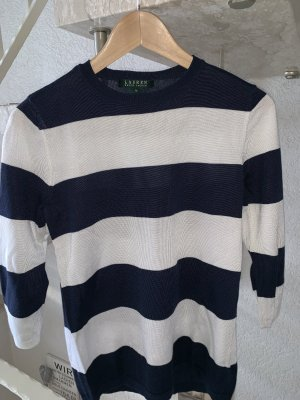 Polo Ralph Lauren Sweater wit-donkerblauw