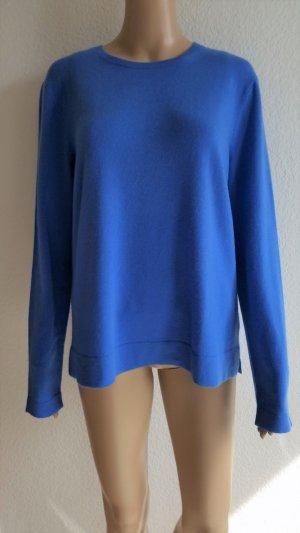 Polo Ralph Lauren, Pullover, blau, Cashmere, L, neu