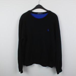 POLO RALPH LAUREN Pullover Gr. L schwarz blau (18/11/390/R/K)