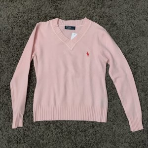 Polo Ralph Lauren Pullover in cashmere rosa Cachemire
