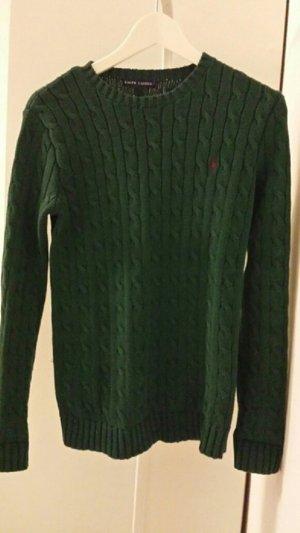 Polo Ralph Lauren Pullover, grün, Größe S
