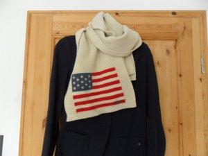 Lauren by Ralph Lauren Wollen sjaal veelkleurig Wol