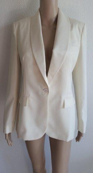 Polo Ralph Lauren, Schalkragen-Blazer, cream, Wolle, 34 (US 4), neu, € 600,-
