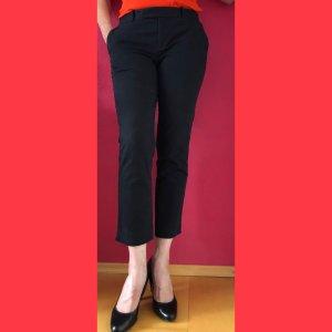Polo Ralph Lauren 7/8 Length Trousers dark blue cotton