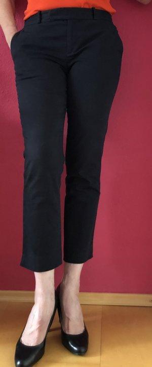 Polo Ralph Lauren schmale blaue 7/8-Hose