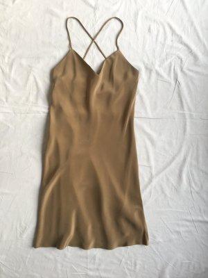 Polo Ralph Lauren, Seidenkleid, beige, 40 (US 10), neu, € 390,-