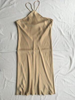 Polo Ralph Lauren, Seidenkleid, natural, 40 (US 10), neu, € 390,-