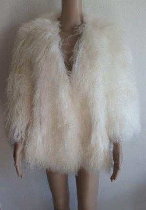 Polo Ralph Lauren, Shearling Jacket, weiß, M/L, neu, € 1.500,-