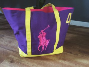 Polo Ralph Lauren Carry Bag multicolored