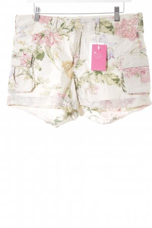Polo Ralph Lauren Shorts mehrfarbig Romantik-Look
