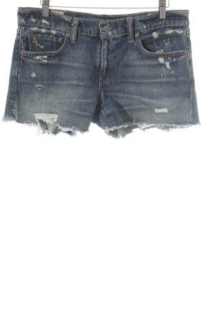 Polo Ralph Lauren Shorts stahlblau Casual-Look