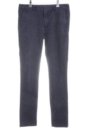 Polo Ralph Lauren Skinny Jeans blau Business-Look