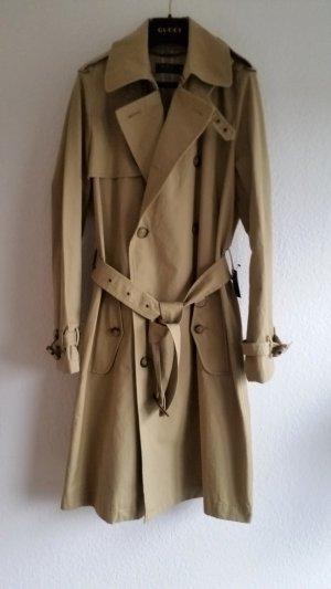 Polo Ralph Lauren, Slim Classic Trench, 42, beige, Baumwolle, € 600, -