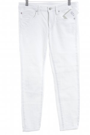 Polo Ralph Lauren Slim jeans wit simpele stijl