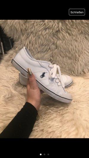 Polo Ralph Lauren Sneaker weiß