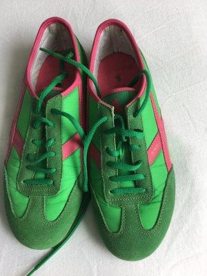POLO RALPH LAUREN Sneakers Grün, Pink. Größe 37