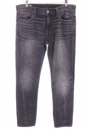 Polo Ralph Lauren Straight-Leg Jeans dunkelgrau Casual-Look