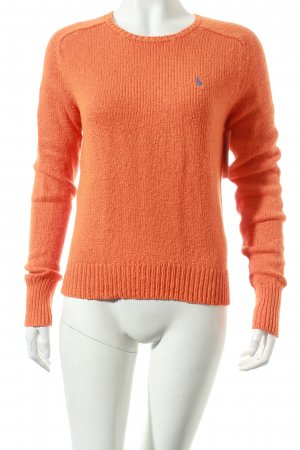 Polo Ralph Lauren Strickpullover orange Casual-Look