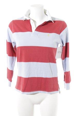 Polo Ralph Lauren Gebreide trui gestreept patroon simpele stijl