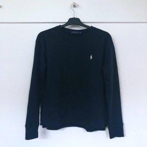 Polo Ralph Lauren Sweater Sweatshirt blau navy dunkelblau S