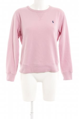Polo Ralph Lauren Sweatshirt rosa Casual-Look