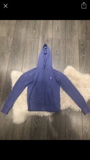 Polo Ralph Lauren Sweatshirtjacke blau