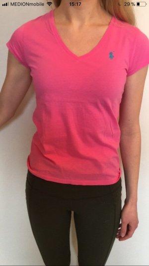 Polo Ralph Lauren T-Shirt pink-light blue