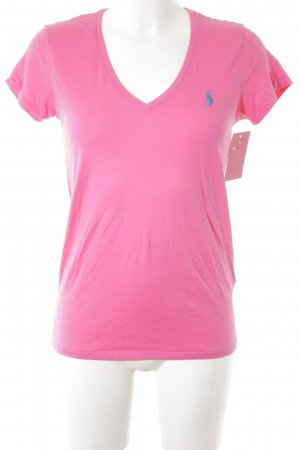 Polo Ralph Lauren T-Shirt pink Casual-Look
