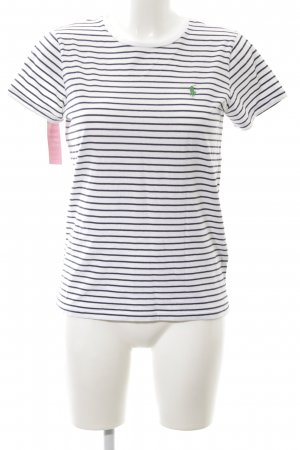 Polo Ralph Lauren T-Shirt Ringelmuster Casual-Look
