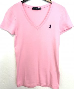Polo Ralph Lauren T-Shirt rosa Casual Look