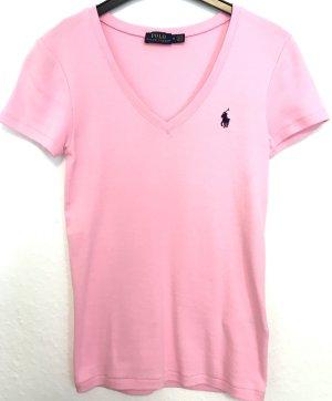 Polo Ralph Lauren T-Shirt rosa, NEU
