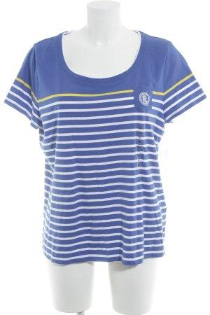 Polo Ralph Lauren T-Shirt Streifenmuster Marine-Look
