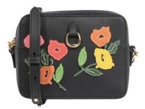 Polo Ralph Lauren Tasche Umhängetasche Clutch Leder