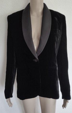 Polo Ralph Lauren, Tuxedo-Blazer, schwarz, Viscose/Cupra/Silk, 36 (US 6), neu, € 650,-