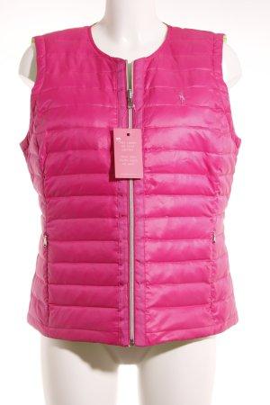 Polo Ralph Lauren Smanicato reversibile rosa-verde neon stile casual