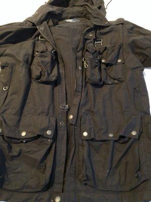 Polo Ralph Lauren Veste militaire noir tissu mixte