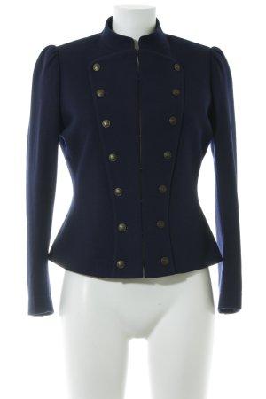 Polo Ralph Lauren Wollen Jack donkerblauw zakelijke stijl