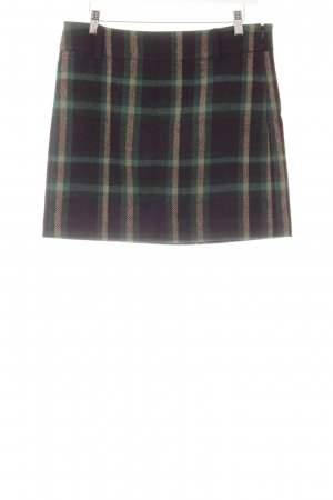 Polo Ralph Lauren Wool Skirt check pattern '90s style