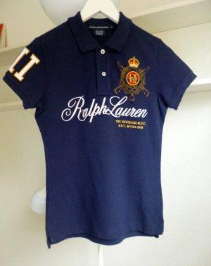 Polo-Shirt dunkelblau Ralph Lauren