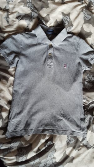 Polo Shirt Grau
