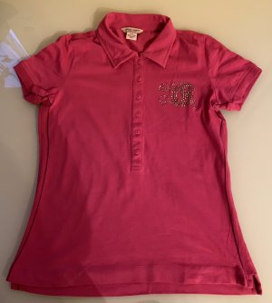 Polo-Shirt Guess Jeans Gr. M *neu* in pink 100% Baumwolle